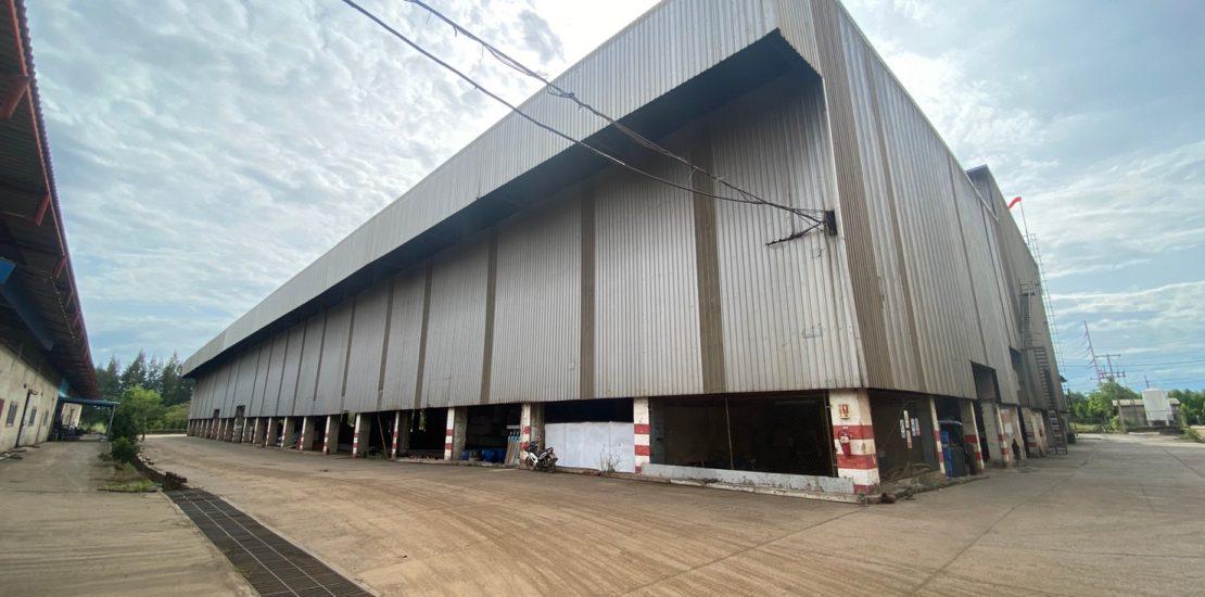 พื้นที่อาคารผลิตที่1