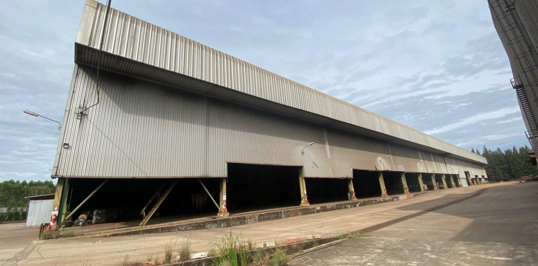 พื้นที่อาคารผลิตที่2